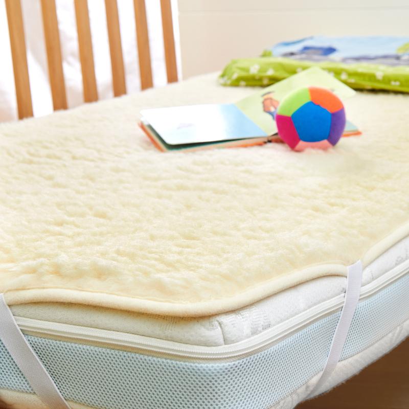 Matratzenauflage für Kinderbetten
