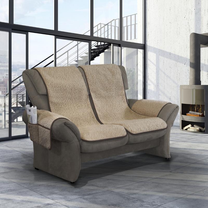 59802 Sofaschoner 2-Sitzer