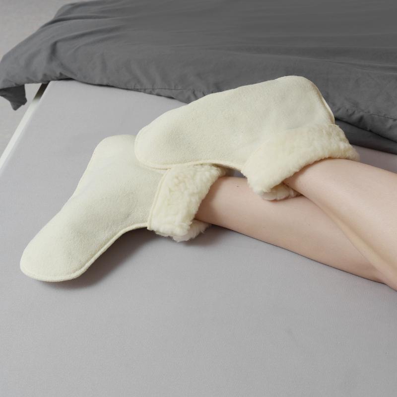 799 Bettschuhe aus Schurwolle